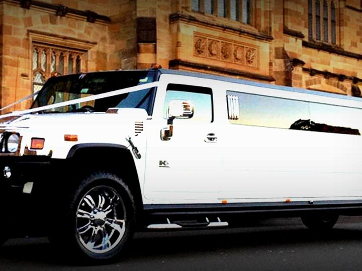 Tmx 1468417512197 Hummer Wedding Limousine Nyc Connecticut Massachus Fairfield wedding transportation