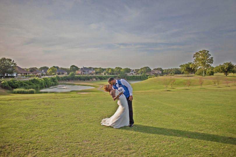 Wedding at Berry Creek