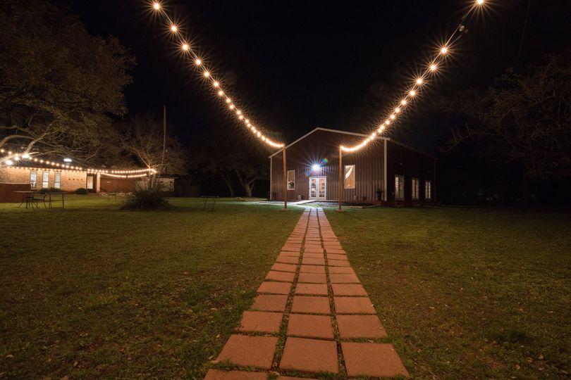 The Texas Hall Wedding Venue
