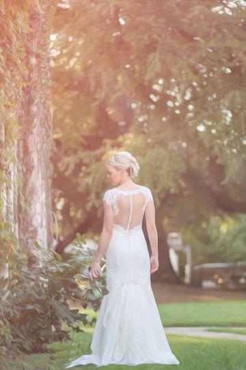 Bride in Round Rock