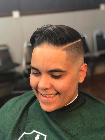 Lovely haircut