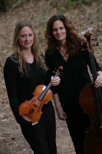 Violin and cello duet