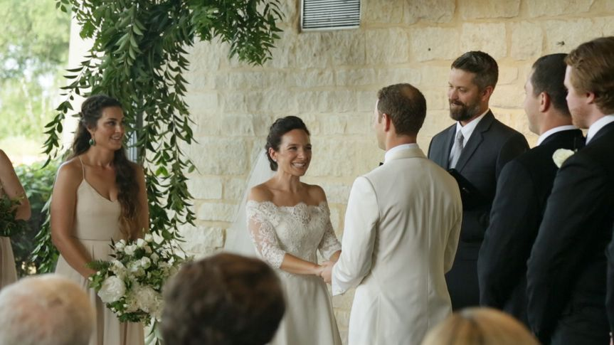 Texas Wedding videography