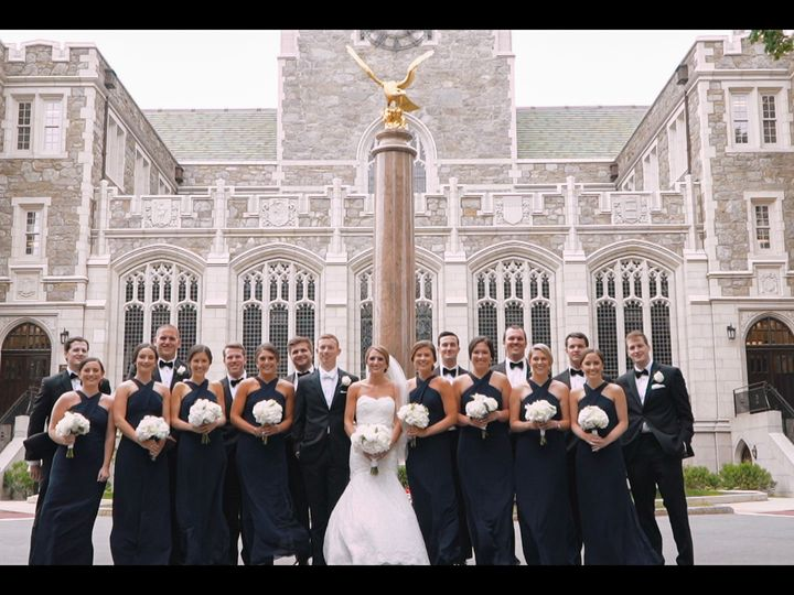 Tmx 1529886049 4d19748f1e3f73ce 1529886047 16c24576b479f3e4 1529886043505 3 Groupshot 2 Amesbury, MA wedding videography
