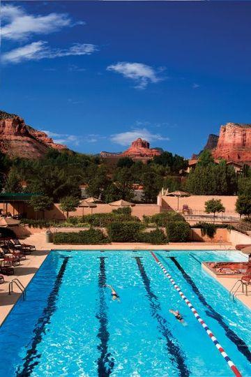 Spa 25-Meter Lap Pool