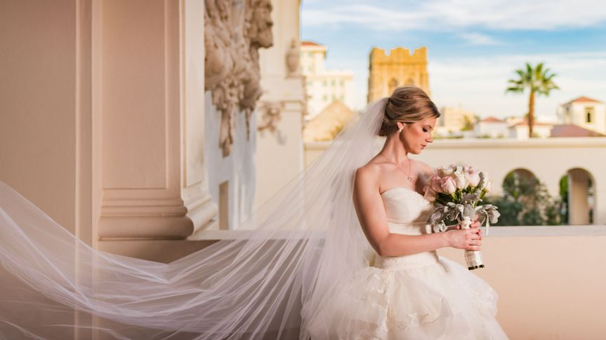 Bridal at Pasadena City Hall