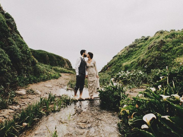 Tmx 1500322267580 Big Sur Elopement5 Big Sur, CA wedding photography