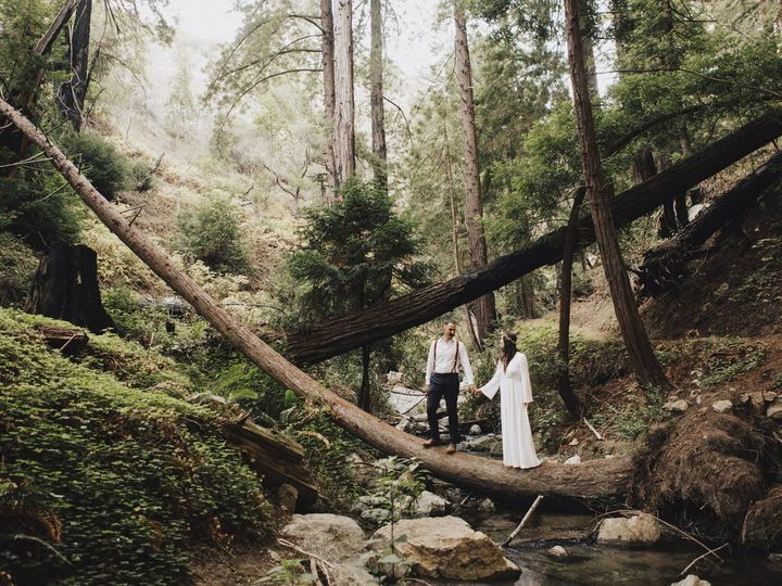 Tmx 1500322751735 La034 Big Sur, CA wedding photography