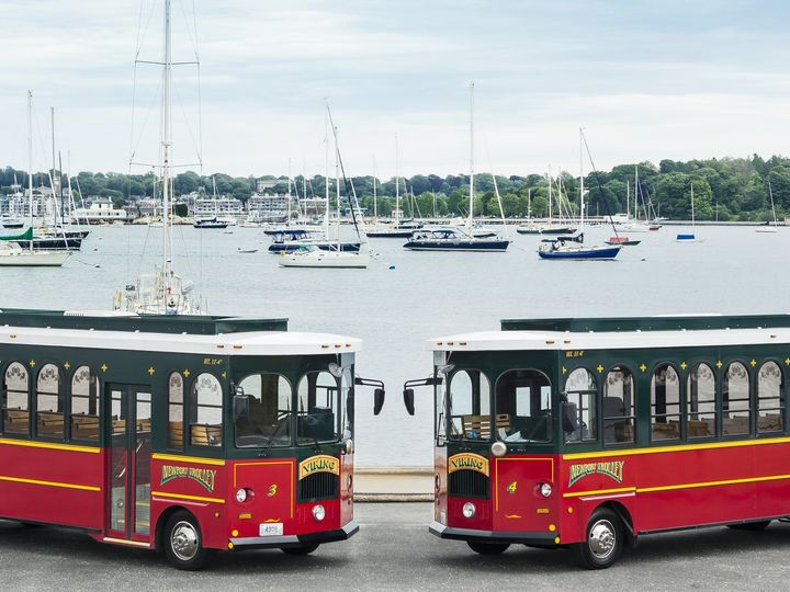 Tmx 1428503210995 Trolley Ftadams1 Newport, Rhode Island wedding transportation