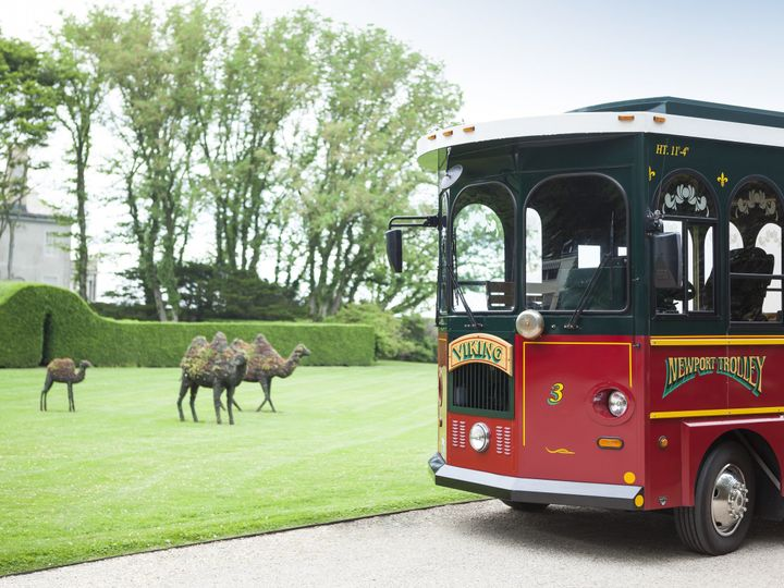 Tmx 1428503329373 Trolley Rp3 Newport, Rhode Island wedding transportation