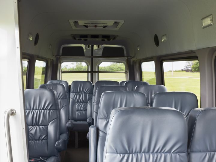 Tmx 1428504065683 Sprinter Interior2 Newport, Rhode Island wedding transportation