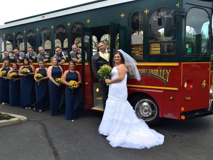 Tmx 1481732378801 13613605101536265487659866872228261644678964o Newport, Rhode Island wedding transportation