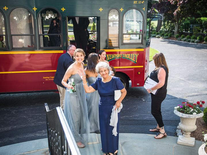 Tmx 1481732426009 Amanda And Jeffrey   Blueflash Photography 265 Xl Newport, Rhode Island wedding transportation