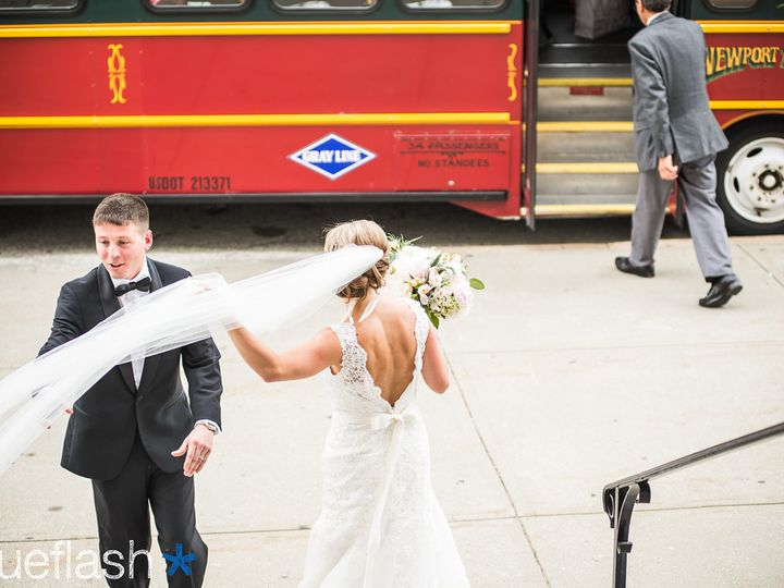 Tmx 1481732479342 Blueflash 4 Newport, Rhode Island wedding transportation