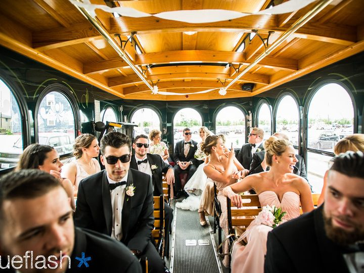 Tmx 1481732494757 Blueflash 6 Newport, Rhode Island wedding transportation
