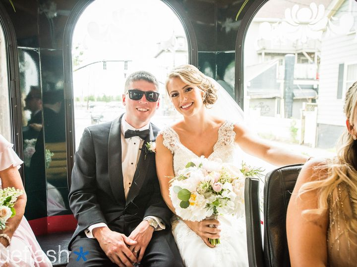 Tmx 1481732502364 Blueflash 7 Newport, Rhode Island wedding transportation