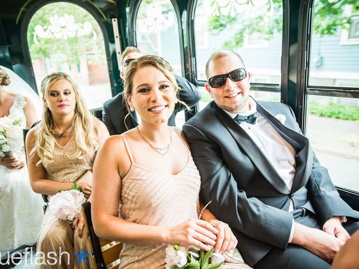 Tmx 1481732526137 Blueflash 10 Newport, Rhode Island wedding transportation