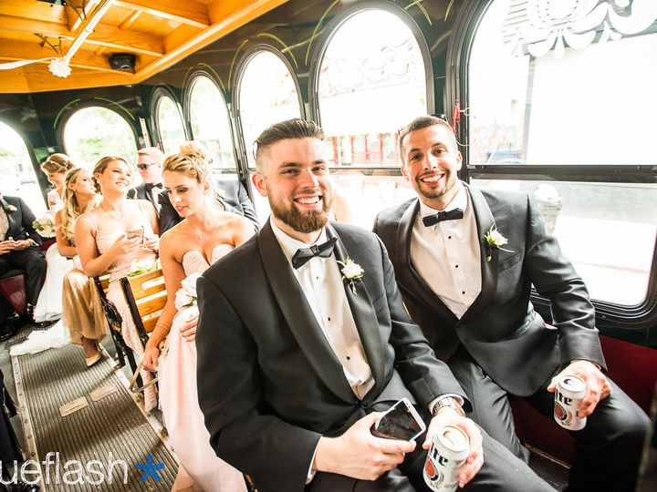 Tmx 1481732547902 Blueflash 13 Newport, Rhode Island wedding transportation