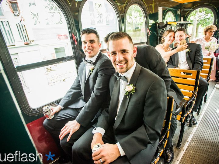 Tmx 1481732556514 Blueflash 14 Newport, Rhode Island wedding transportation