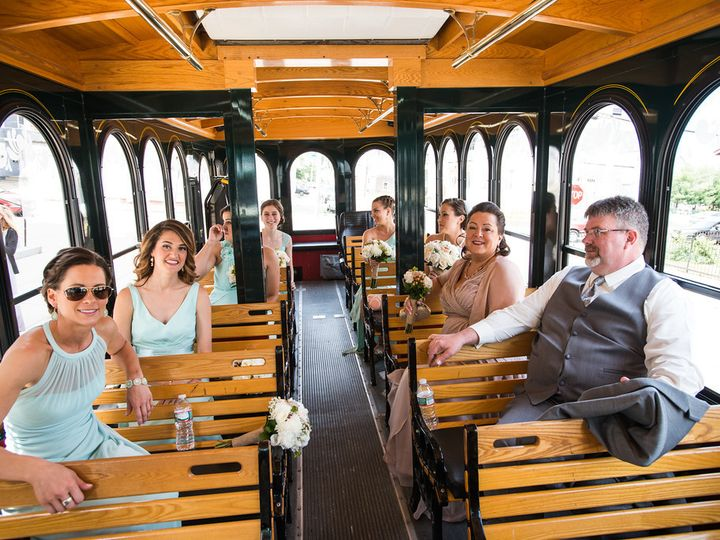 Tmx 1481732616021 Kaitlyn And Joe   Blueflash Photography 176 Xl Newport, Rhode Island wedding transportation