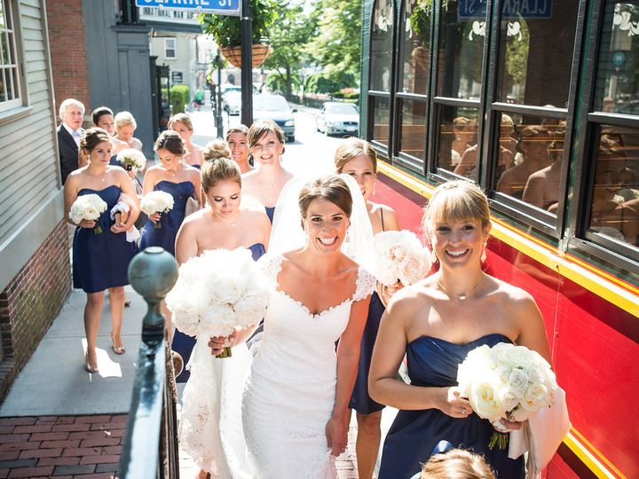 Tmx 1481732810630 Linda And Matt   Blueflash Photography 263 Xl Newport, Rhode Island wedding transportation