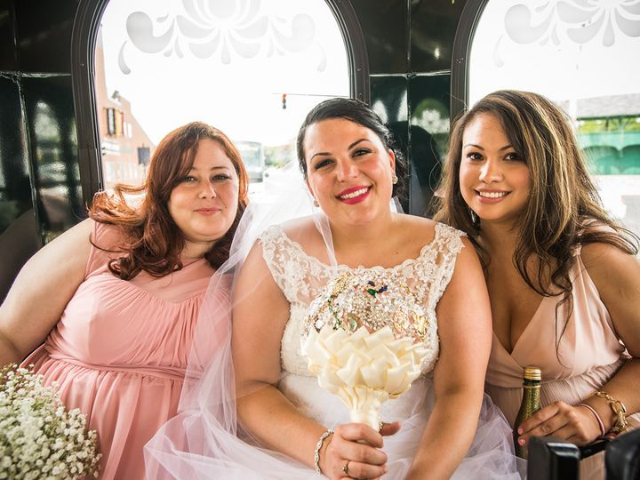 Tmx 1481732964187 Sarah And Austin   Blueflash Photography 147 Xl Newport, Rhode Island wedding transportation