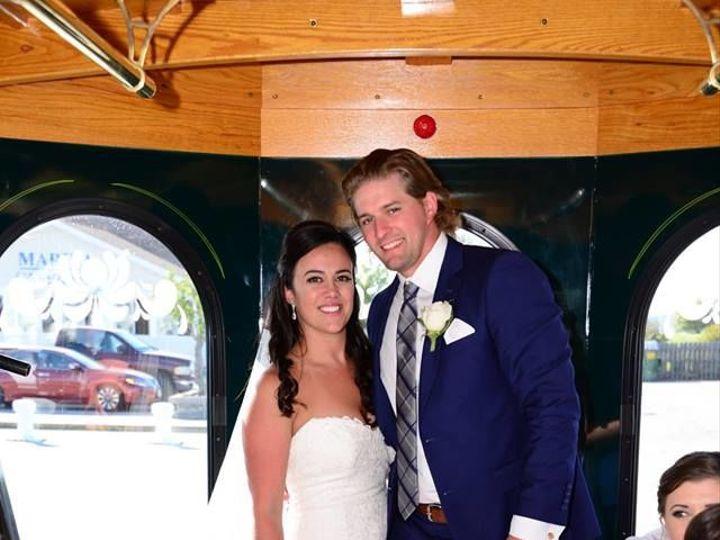 Tmx 1529941221 0c55976ec461b185 1529941220 F0029f7f39961a29 1529941318133 1 Aimee Catherine 10 Newport, Rhode Island wedding transportation