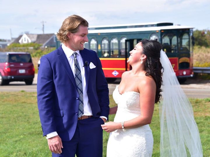 Tmx 1529941301 82e5548af2ec7528 1529941300 91eaace8006ec61d 1529941398445 5 Aimee Catherine 04 Newport, Rhode Island wedding transportation