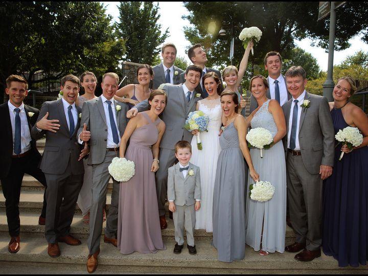 Tmx 1487181803580 Ryan Bumgarner Nc Arboretum Wedding 1 Asheville, NC wedding photography