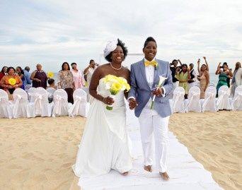 Wedding recession
