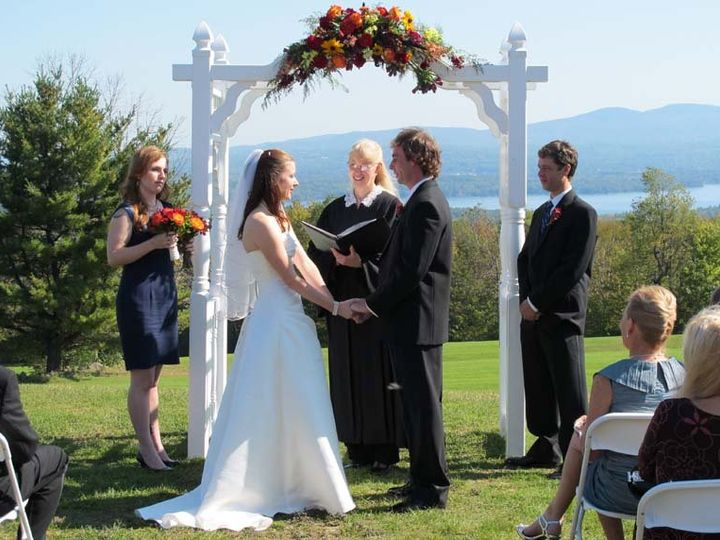 Tmx 1363485530682 20111008RobinBrandon1001 Dover, NH wedding officiant