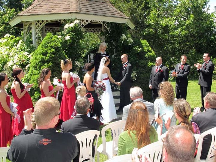 Tmx 1363485531464 20120609JessicaBrian5001001 Dover, NH wedding officiant
