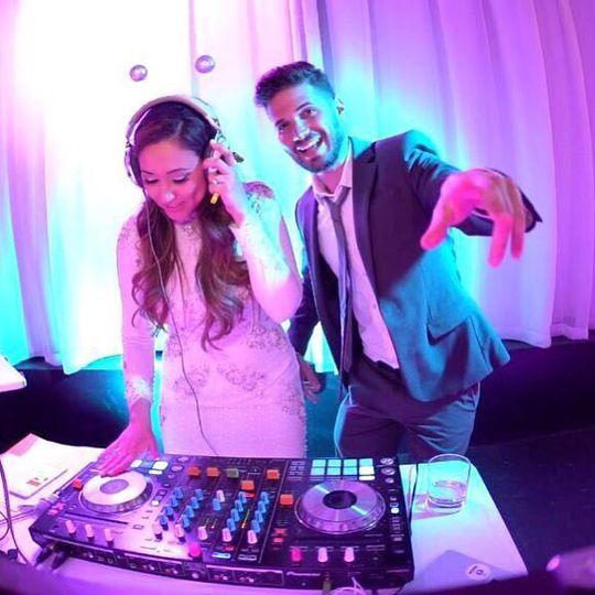 DJ Mark Levine
