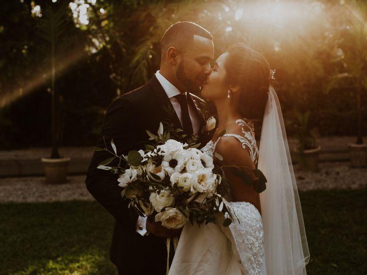 Tmx 1532025532 E6f596cf71d349bb 1532025526 108110be76f2924b 1532025514651 6 Hugo Steff Married Miami, FL wedding florist