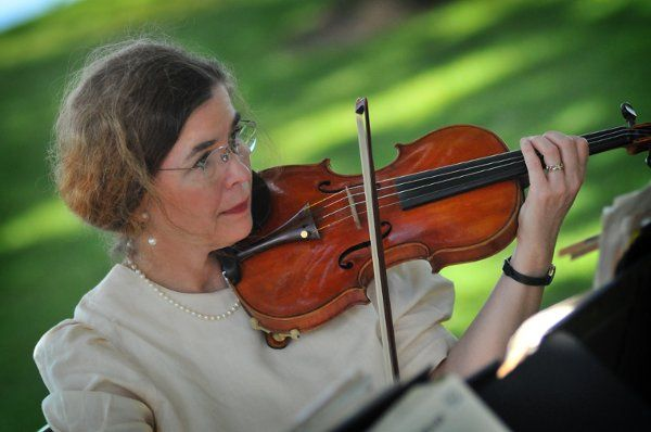 Janice Carr, violinist