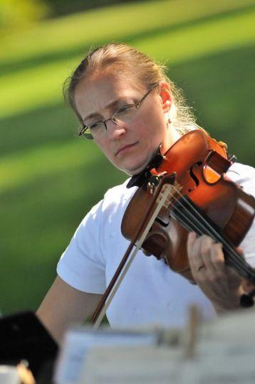Amy Diefes, violist