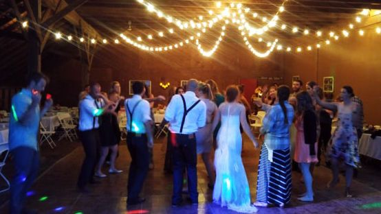 When the wedding party dances, it becomes an open invitation for all other Guests to get down and...