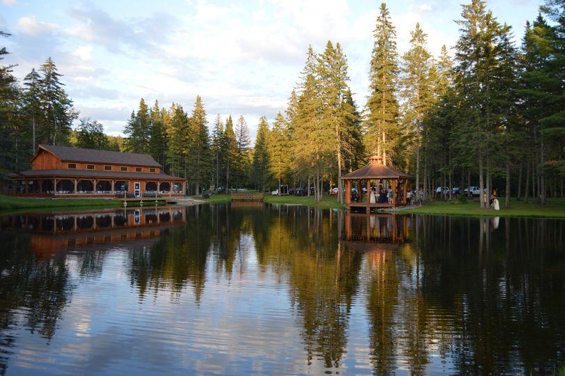 Mohawk Falls wedding venue