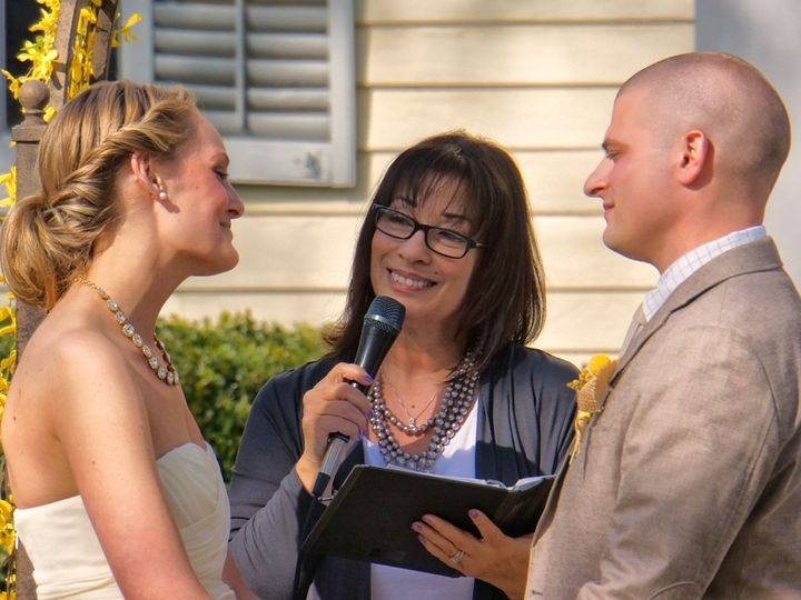 Tmx 1382029043046 Ceremony  4 42 Pm David And Kayla Hillsborough, New Jersey wedding officiant