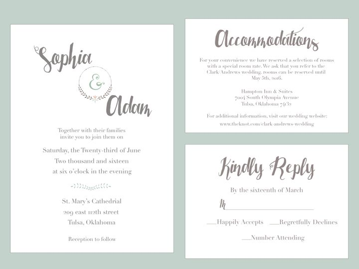 Tmx 1489679845297 Group5 Tulsa wedding invitation