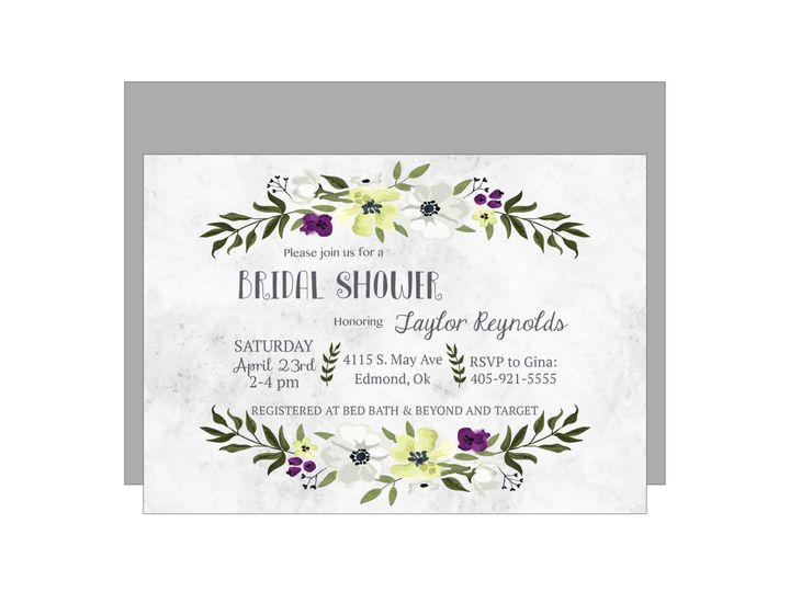 Tmx 1489680431201 Bridal Shower 7 Etsy Tulsa wedding invitation