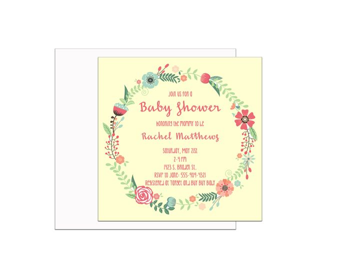 Tmx 1489680508074 Bridal Shower 10 Etsy Tulsa wedding invitation