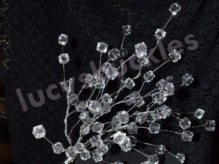 Tmx 1310044583275 Ppcrystalfloralspray Van Alstyne wedding florist