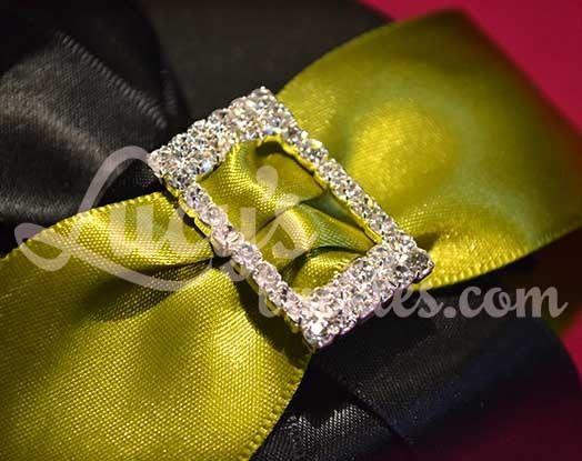 Tmx 1366203934827 Rectangledoublegreenribbon Van Alstyne wedding florist