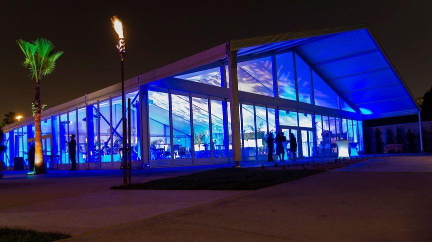 Brand new lagunita pavilion