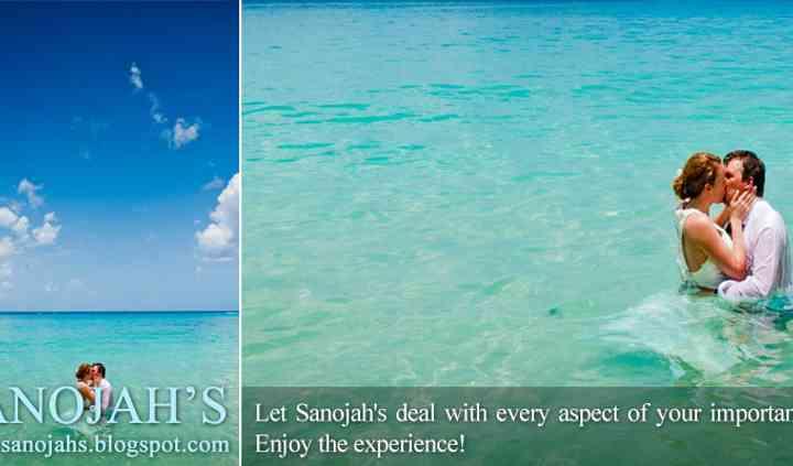 Barbados Weddings by Sanojah's