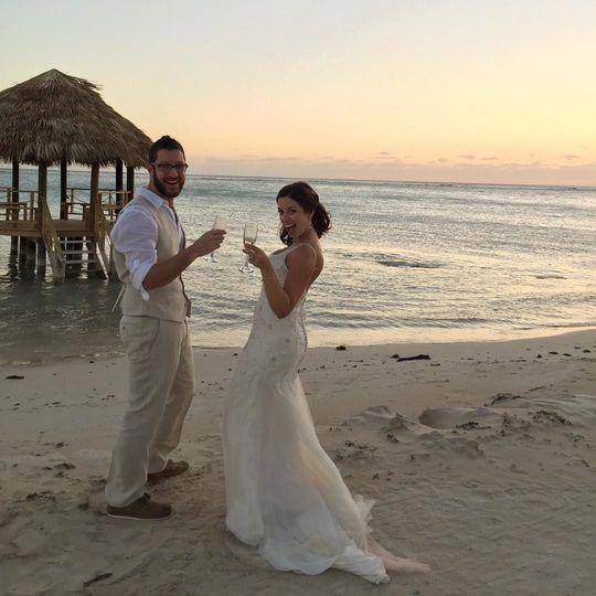 Linda Dancer with Honeymoons, Inc.