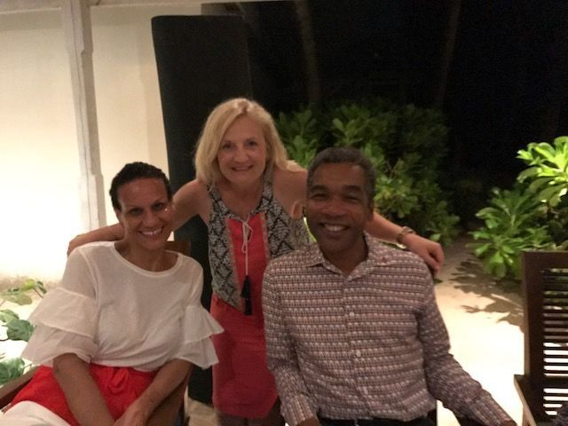 Antigua with Tourist Board and Hotel Host