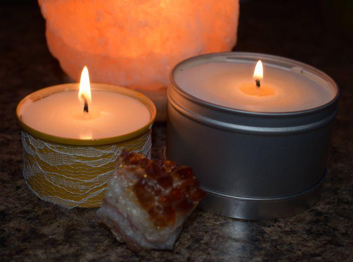 Main Candle Sizes