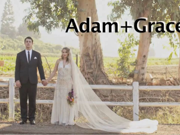 Tmx 1368139492658 Adam And Grace Santa Monica wedding videography